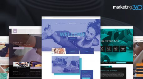 10 Best Yoga Studio Website Design Templates for 2019