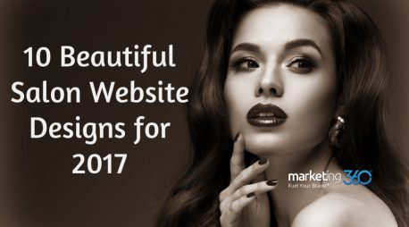 10 Beautiful Salon Website Template Designs for 2017