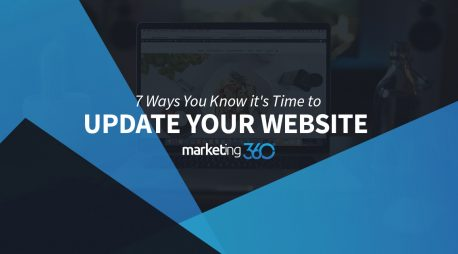 7 Reasons It's Time to Update Your Website Design