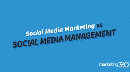 Social Media Marketing vs Social Media Management –  What's the Difference?