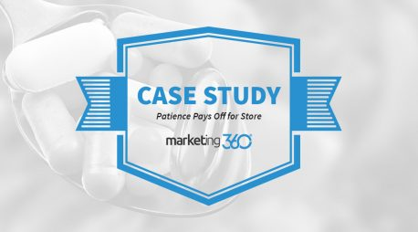 Case Study:  Patience Pays Off for Nutritional Supplement Store