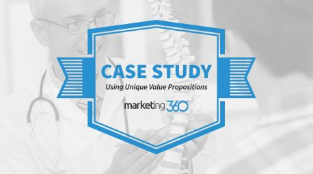 Case Study:  Chiropractor Use a Unique Value Proposition to Boost Conversions