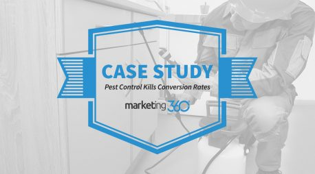 Case Study:  Pest Control Kill Termites – And Conversion Rates