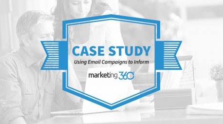 Case Study:  Using Email Campaigns to Inform and Upsell