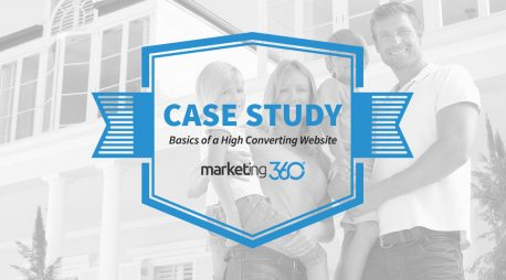 Case Study:  The Basics of a High Converting Real Estate Agent Website