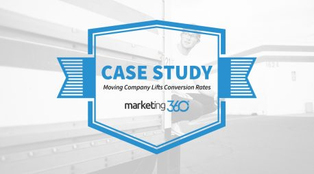 Case Study:  Moving Company Lifts Conversion Rates Sky High
