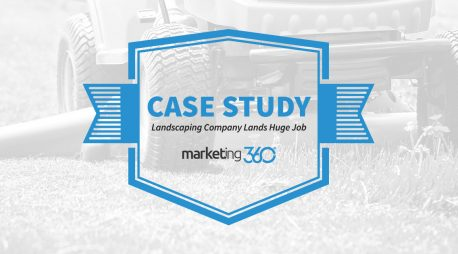 Case Study:  Landscaping Company Lands Huge Job Through Social Targeting Ads