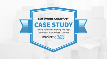 Case Study:  Moving Software Company Hits High Conversion Rates Across Channels
