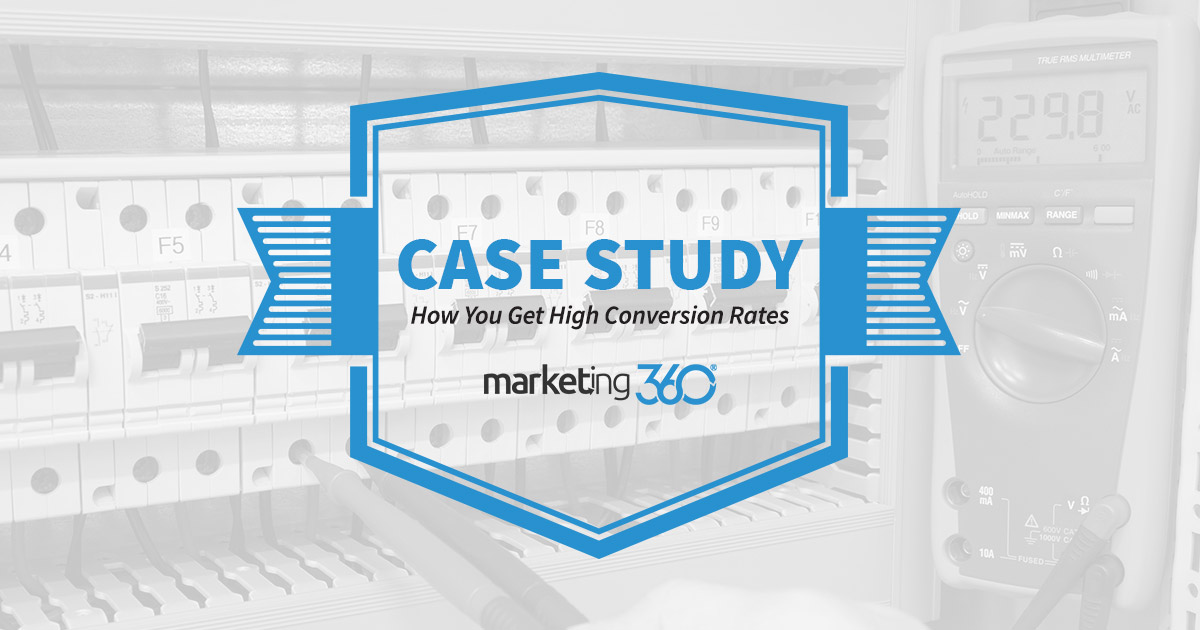 Electrician Marketing Case Study: This is How You Get High ...