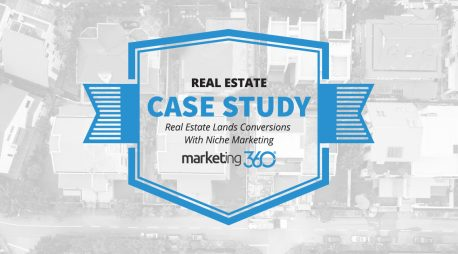 Case Study:  Real Estate Lands Conversions With Niche Marketing