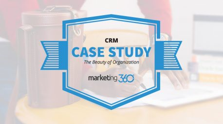 CRM Case Study:  The Beauty of Organization