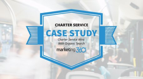 Case Study:  Charter Service Wins With Organic Search