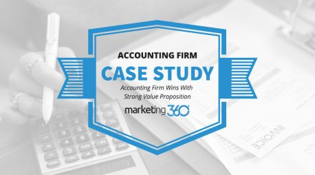Case Study:  Accounting Firm Wins With Strong Value Proposition