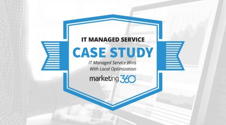 Case Study:  IT Managed Service Wins With Local Optimization