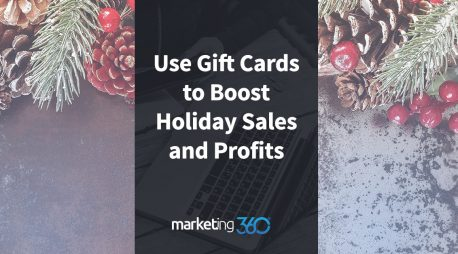 Use Gift Cards to Boost Holiday Sales and Profits