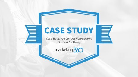 Case Study:  You Can Get More Reviews (Just Ask for Them)
