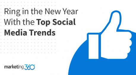 Ring in the New Year With the Top Social Media Trends