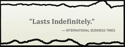 Lasts Indefinitely -International Business Times