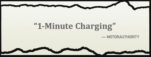 1-Minute Charging -MotorAuthority