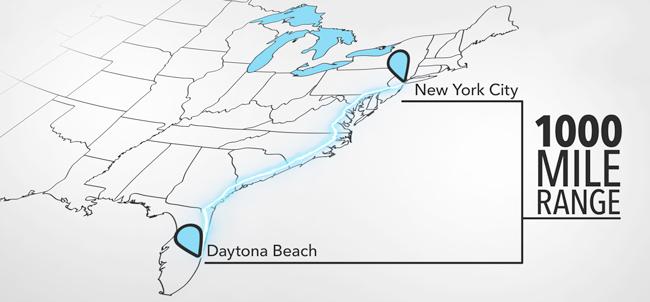 From NY to FL