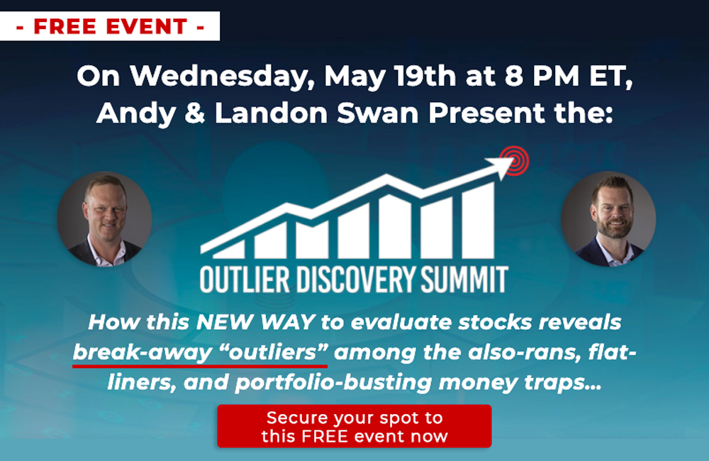 Outlier Discovery Summit