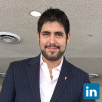 Jorge - hired as Director of Global Client Development