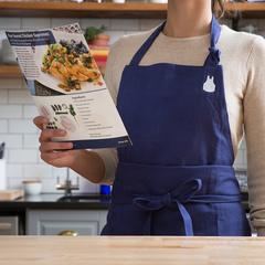 Check out The Blue Apron - now available at Blue Apron Market! https://www.blueapron.com/market/products/the-blue-apron-1