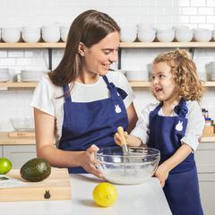 Check out The Children's Blue Apron - now available at Blue Apron Market! https://www.blueapron.com/market/products/the-children-s-blue-apron