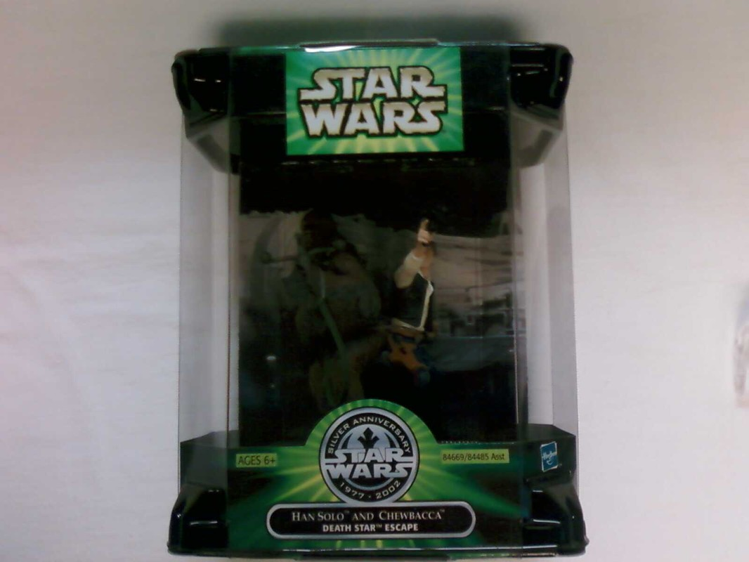 Death Star Escape (Han Solo - Chewbacca) (2-Pack)