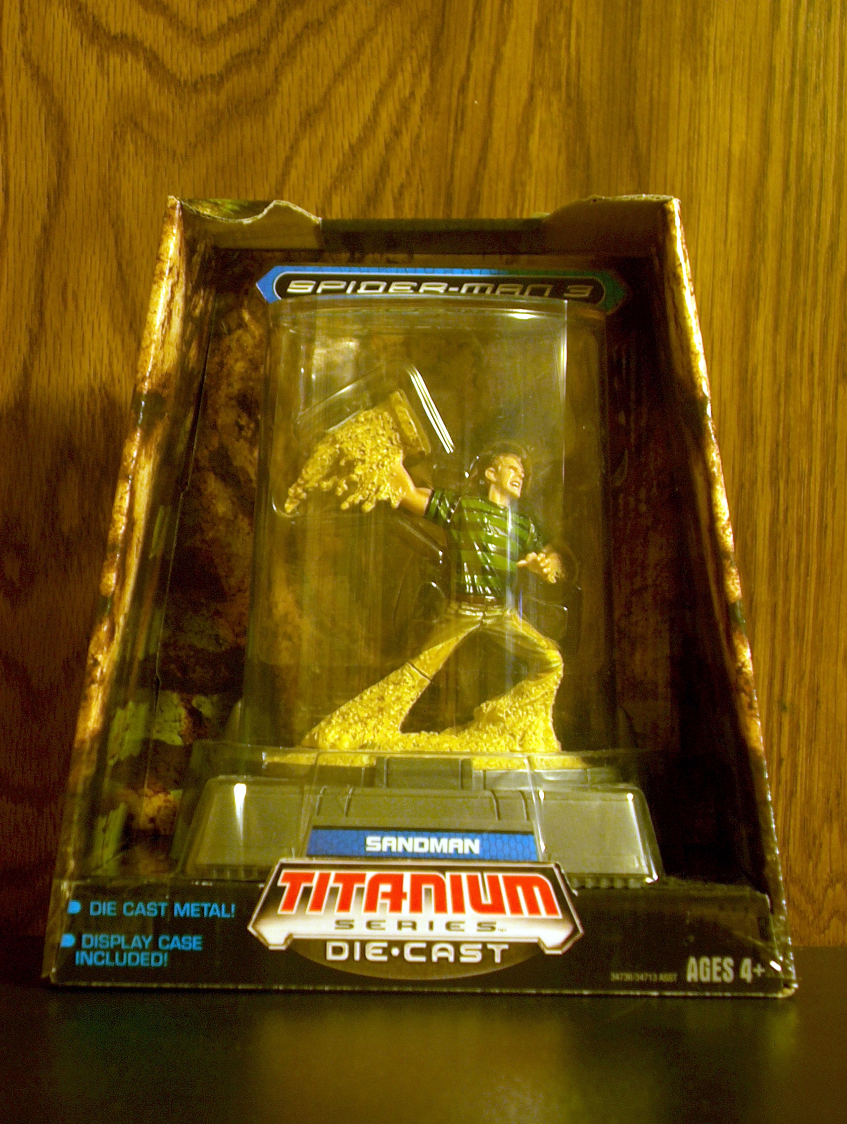 Spider-Man 3 Sandman (Non Articulated)