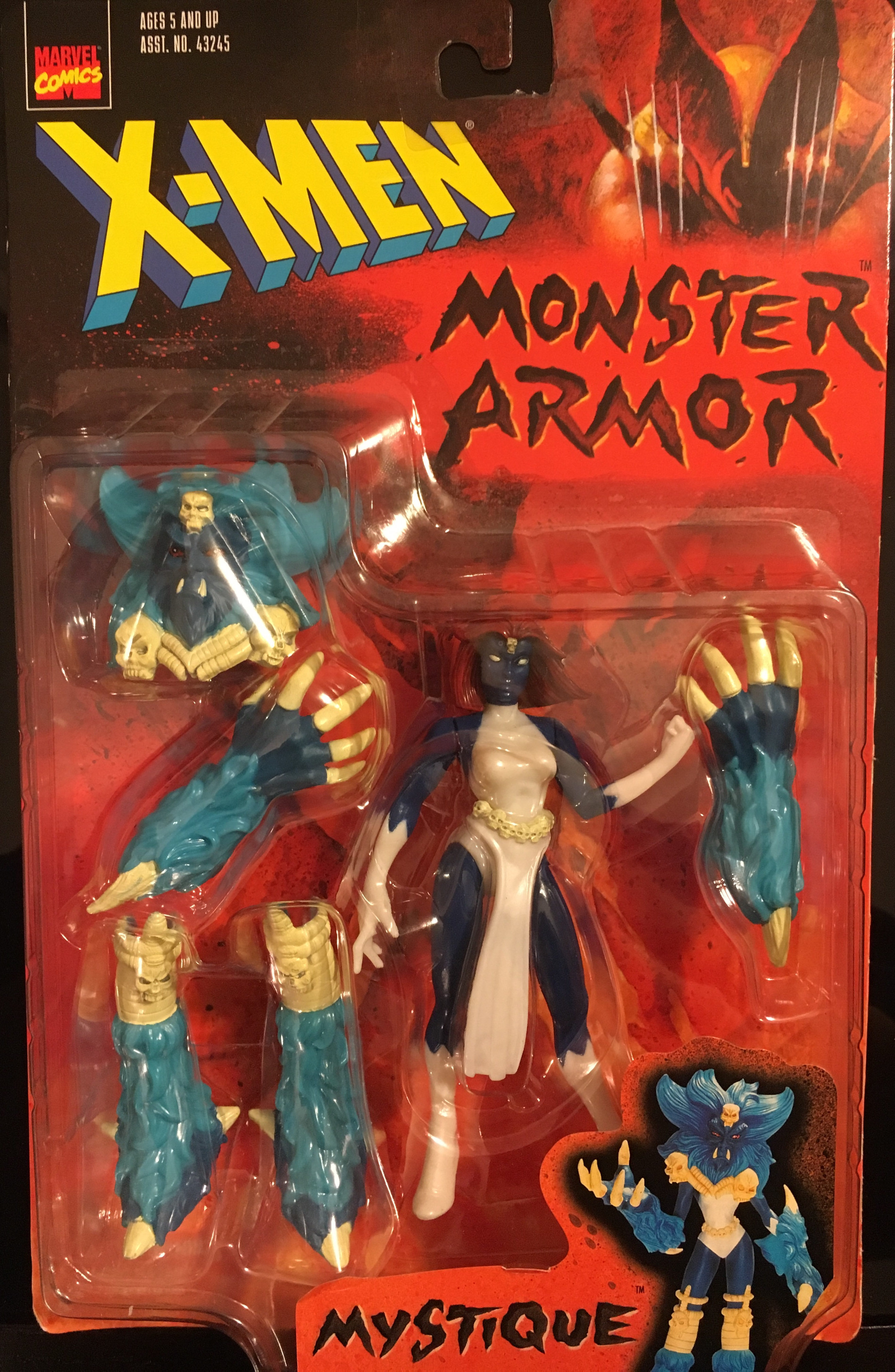 "X-Men Monster Armor ""Mystique"""