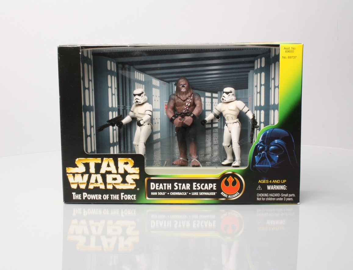 Death Star Escape (Han Solo - Chewbacca - Luke Skywalker) (3-Pack)