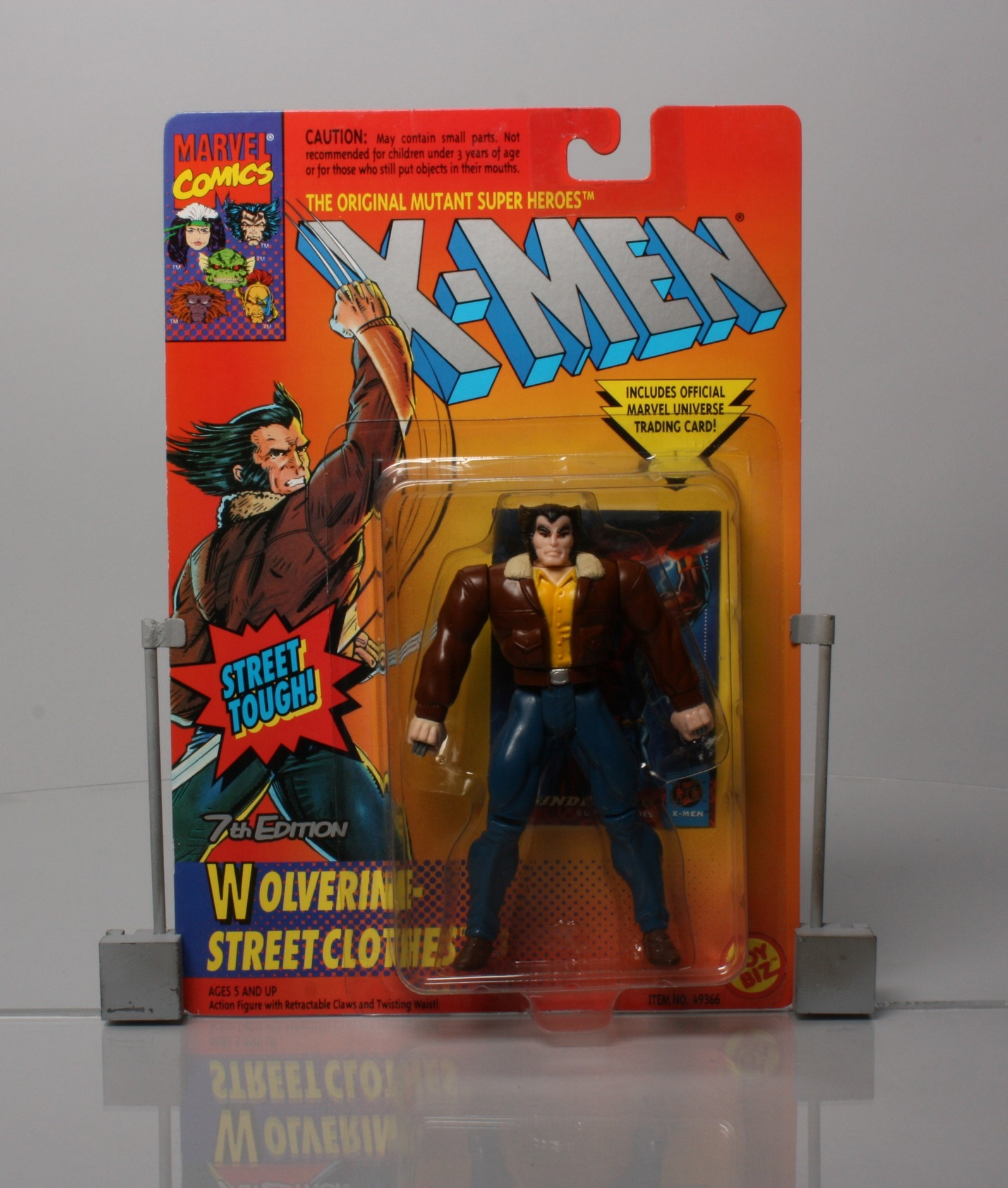Wolverine - Street Clothes - 7th Edition - Street Tough!