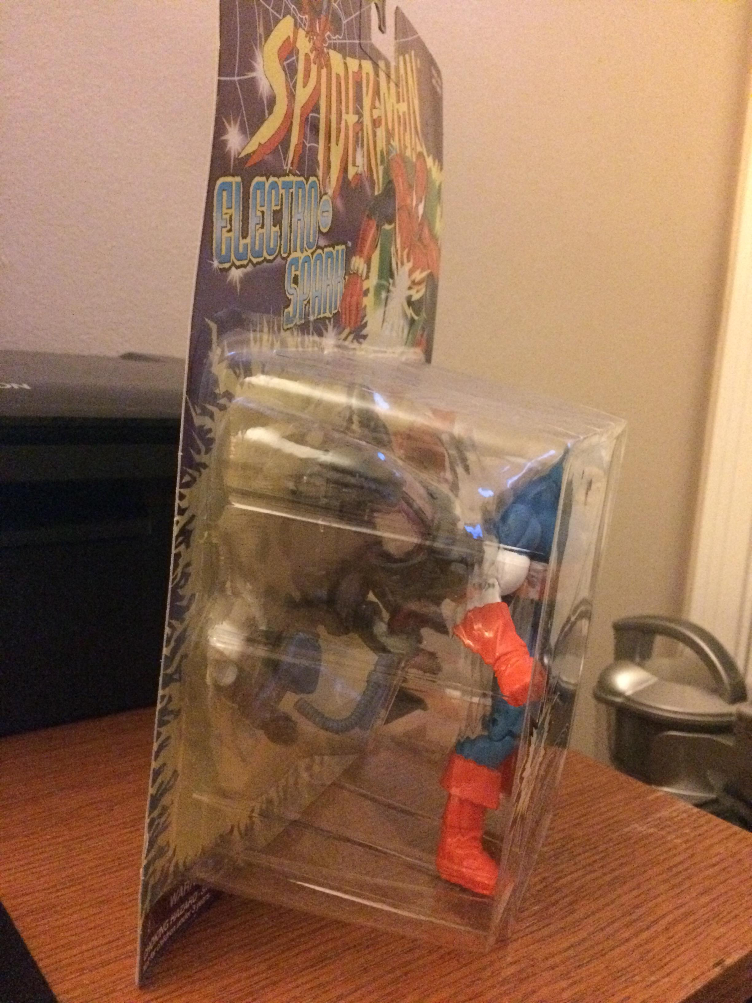 Buy Captain America with Sparking Shield - Transforming