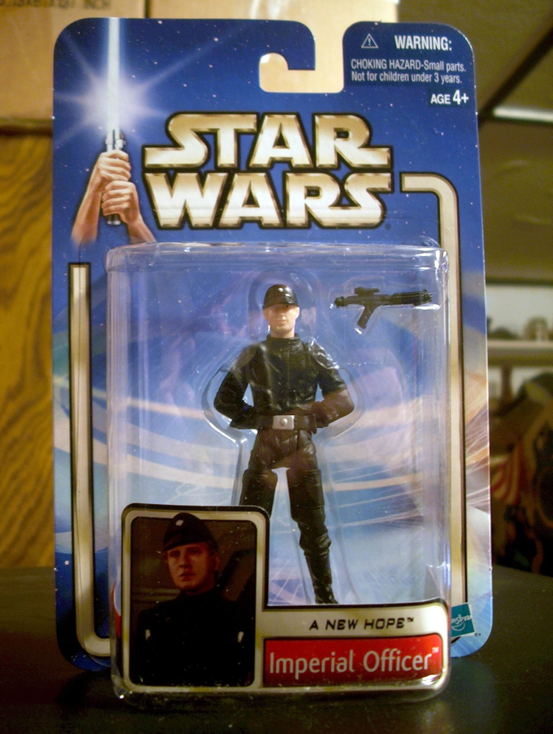 Imperial Officer (A New Hope)