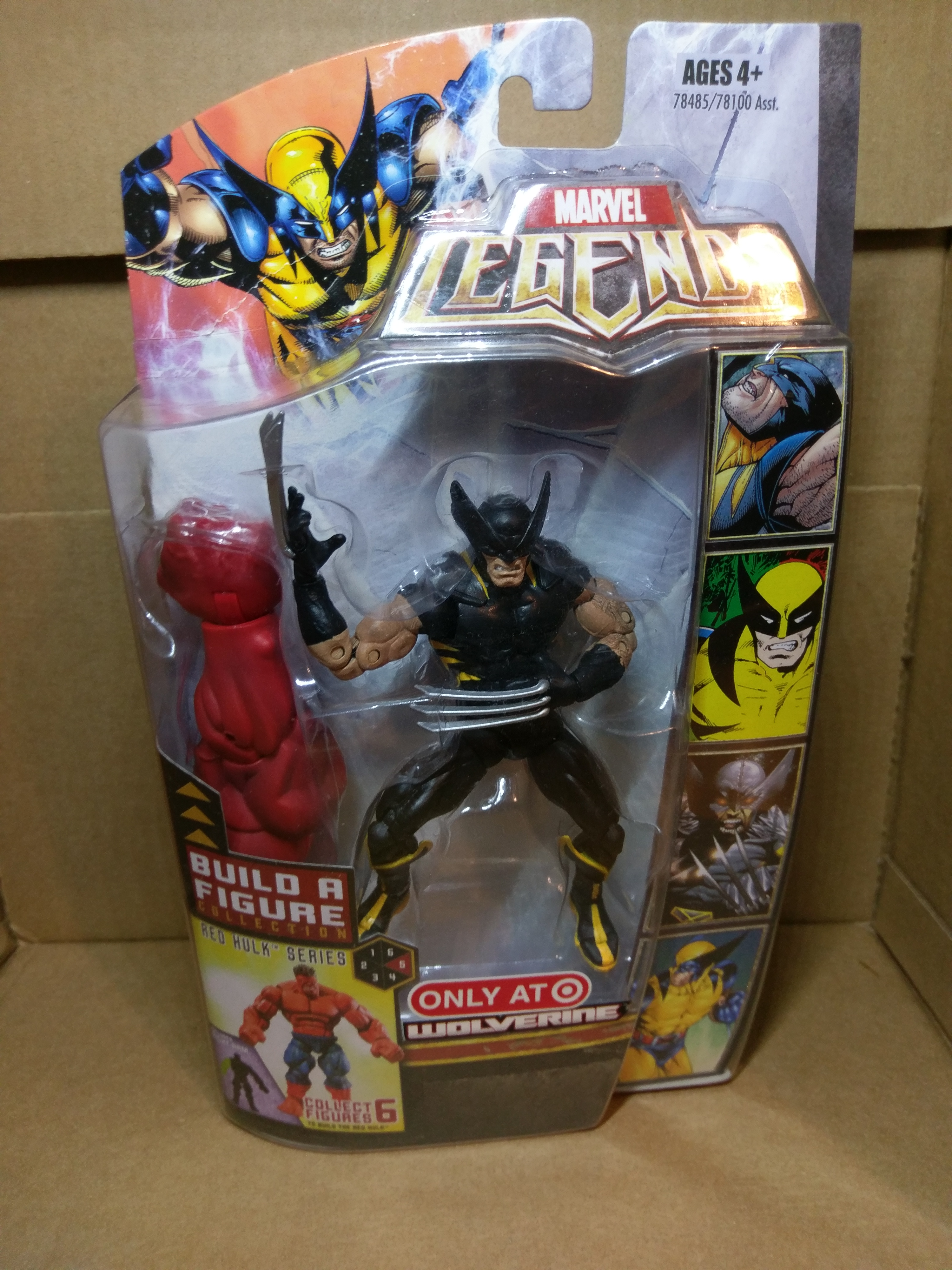 Wolverine (X-Force costume) (Target Exclusive)
