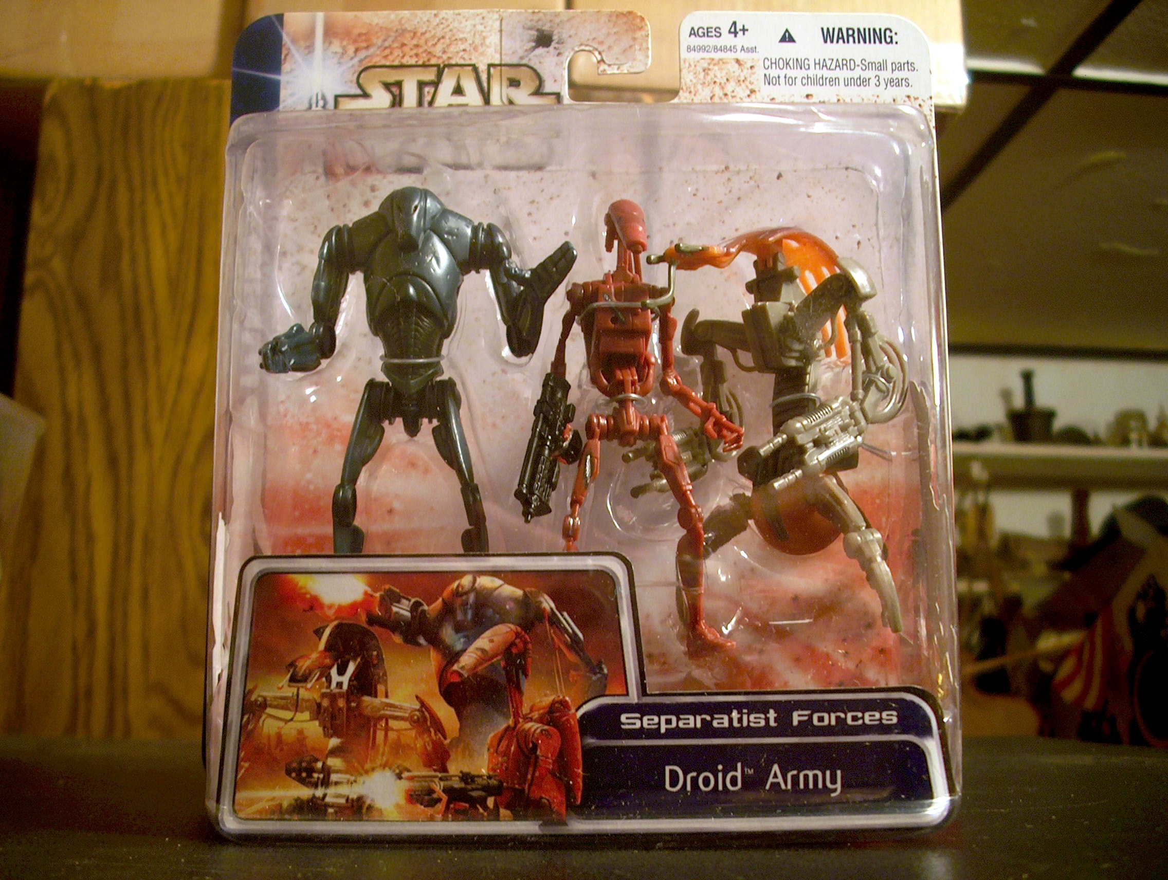 Droid Army (3-Pack)