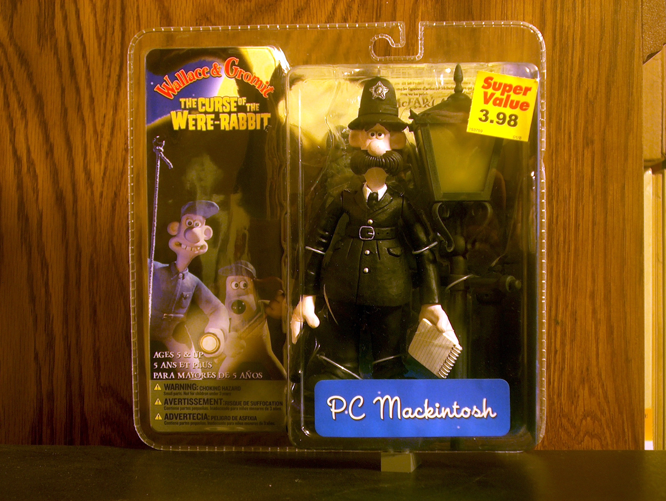 PC Mackintosh