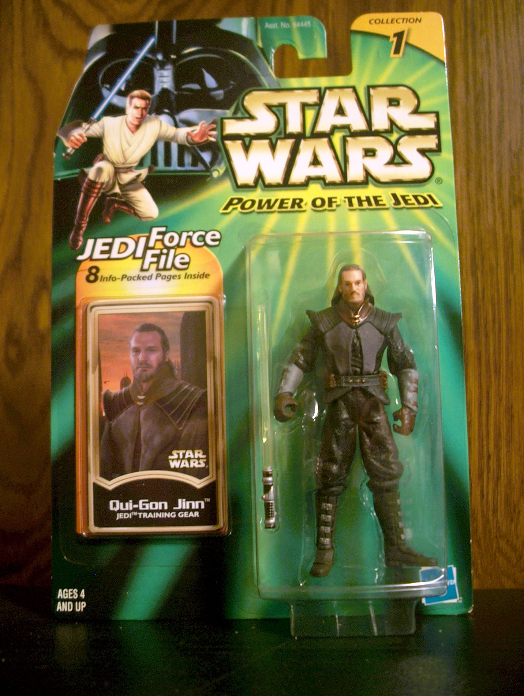Qui-Gon Jinn - Jedi Training Gear (.0400)