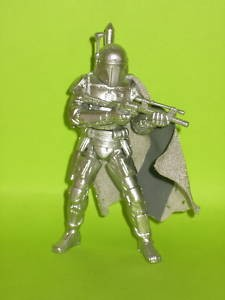 Boba Fett (Silver Convention Figure)