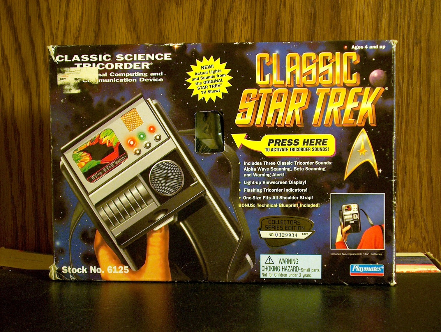 Classic Science Tricorder