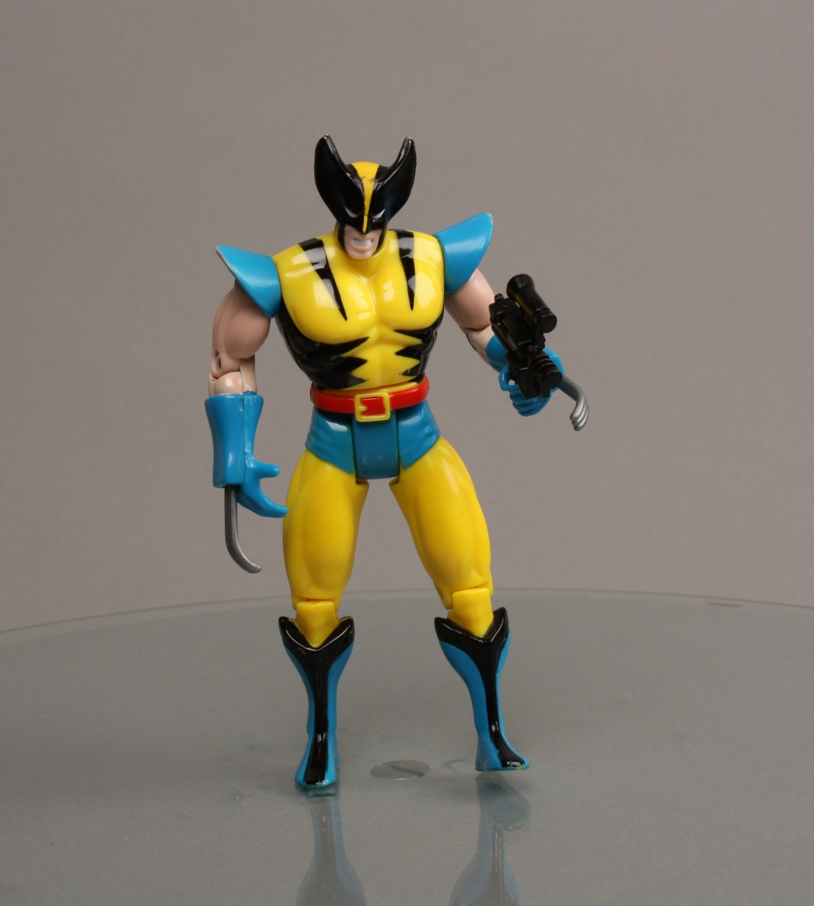 Wolverine 2nd Edition - Spring-Out Slashing Claws!