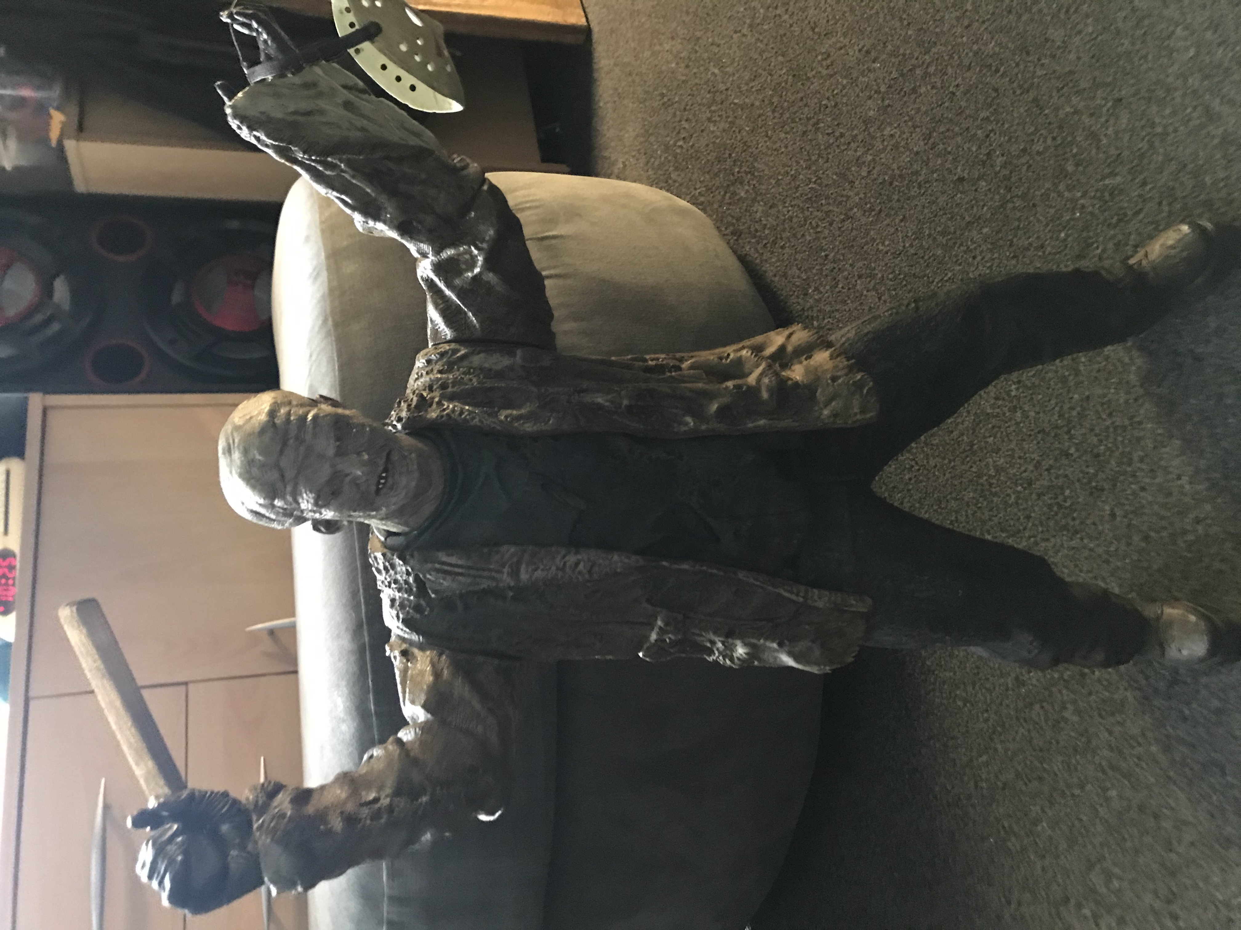 Neca 20 inch Jason vs Freddy figure  Neca