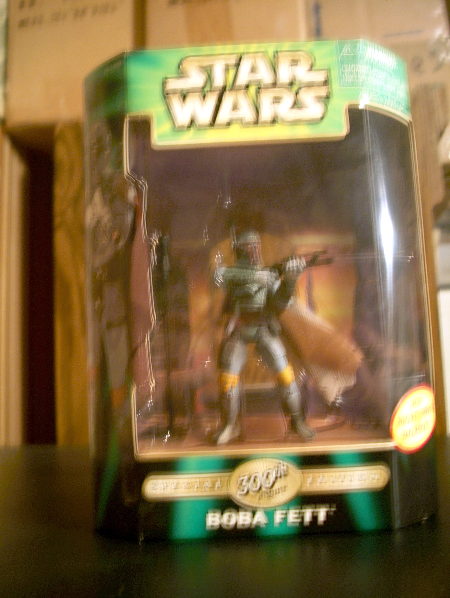Boba Fett Special Edition 300th Edition