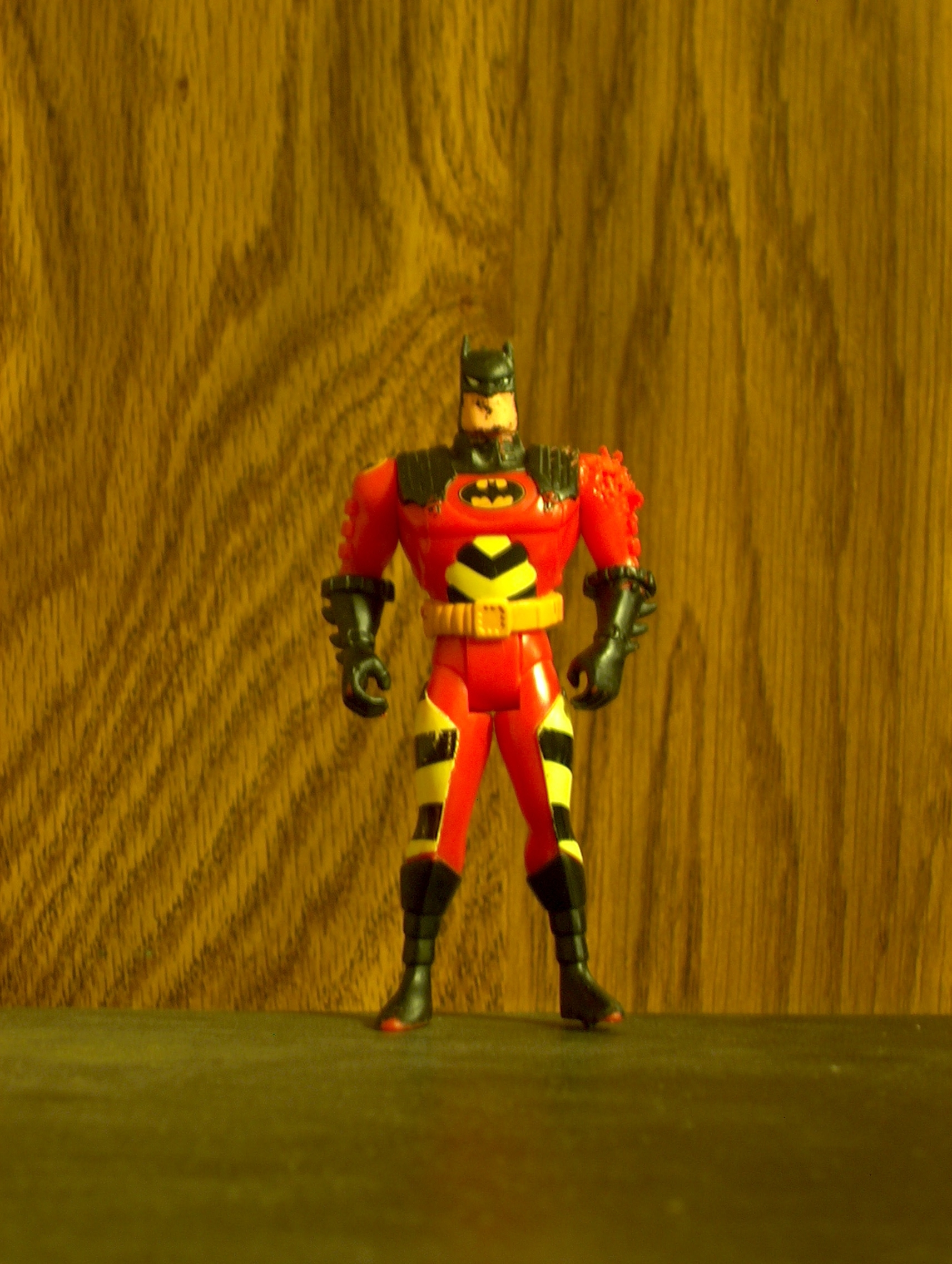 Disaster Control Batman