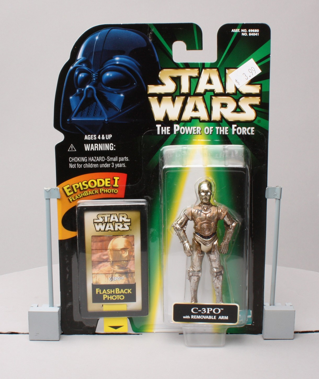 C-3PO with Removable Arm