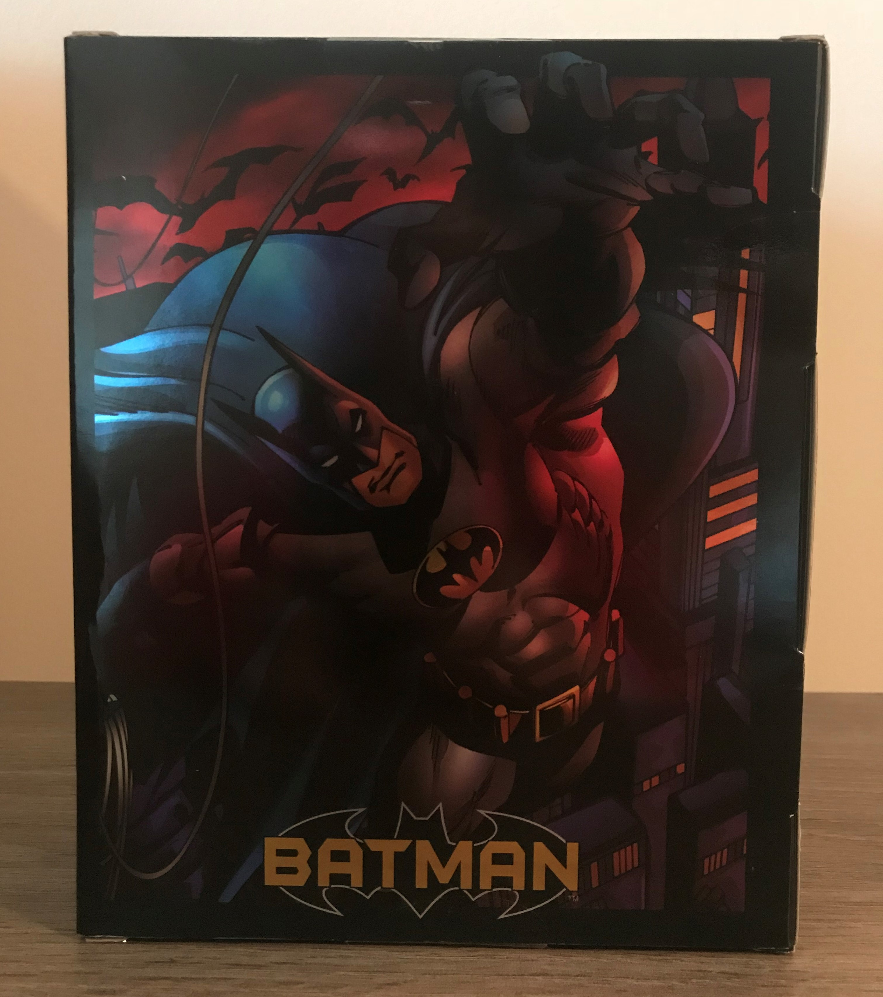 Batman Exclusive Collectors Edition Action Figure, San Diego Comic Con (SDCC) 2004 027084079159 Mattel B9911