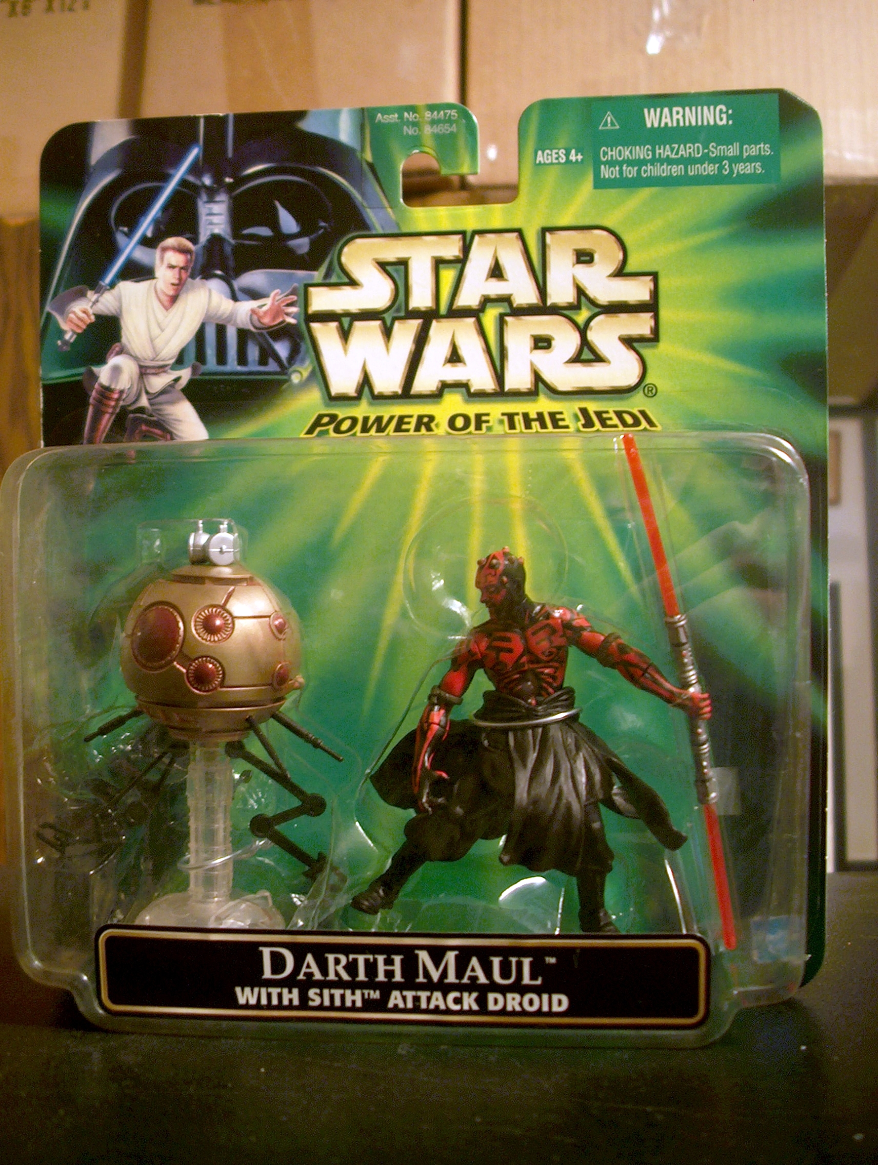 Darth Maul with Sith Attack Droid (2-Pack)