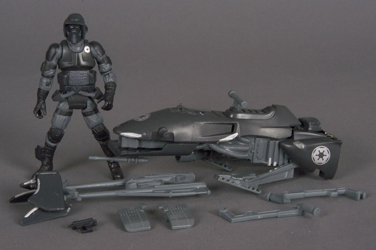 Shadow Scout with Speeder Bike (San Diego Comic-Con Exclusive)
