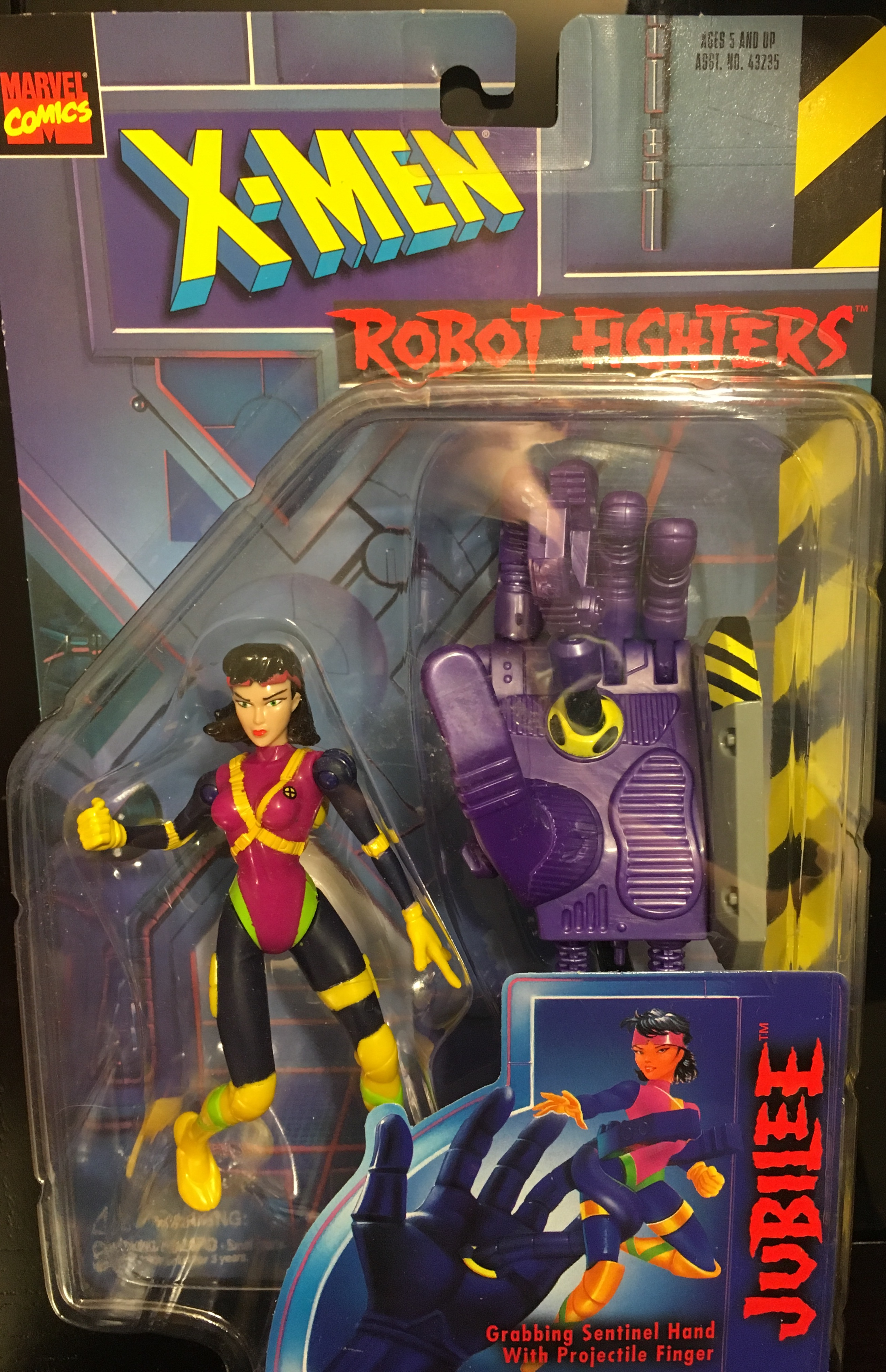 "X-Men Robot Fighters ""Jubilee"""